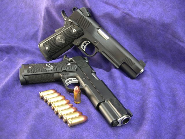 He's Back! The Greatest 1911/2011 Gunsmith in the World!   Firearms
