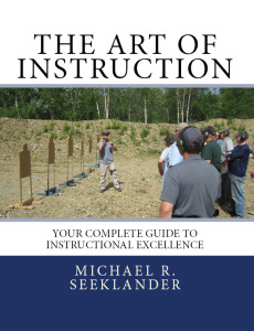 The Art Of Instruction - This article was taken from a chapter in this book.
