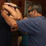 You are in a fight!   Learn the basics of protecting your head, and throwing counter strikes.