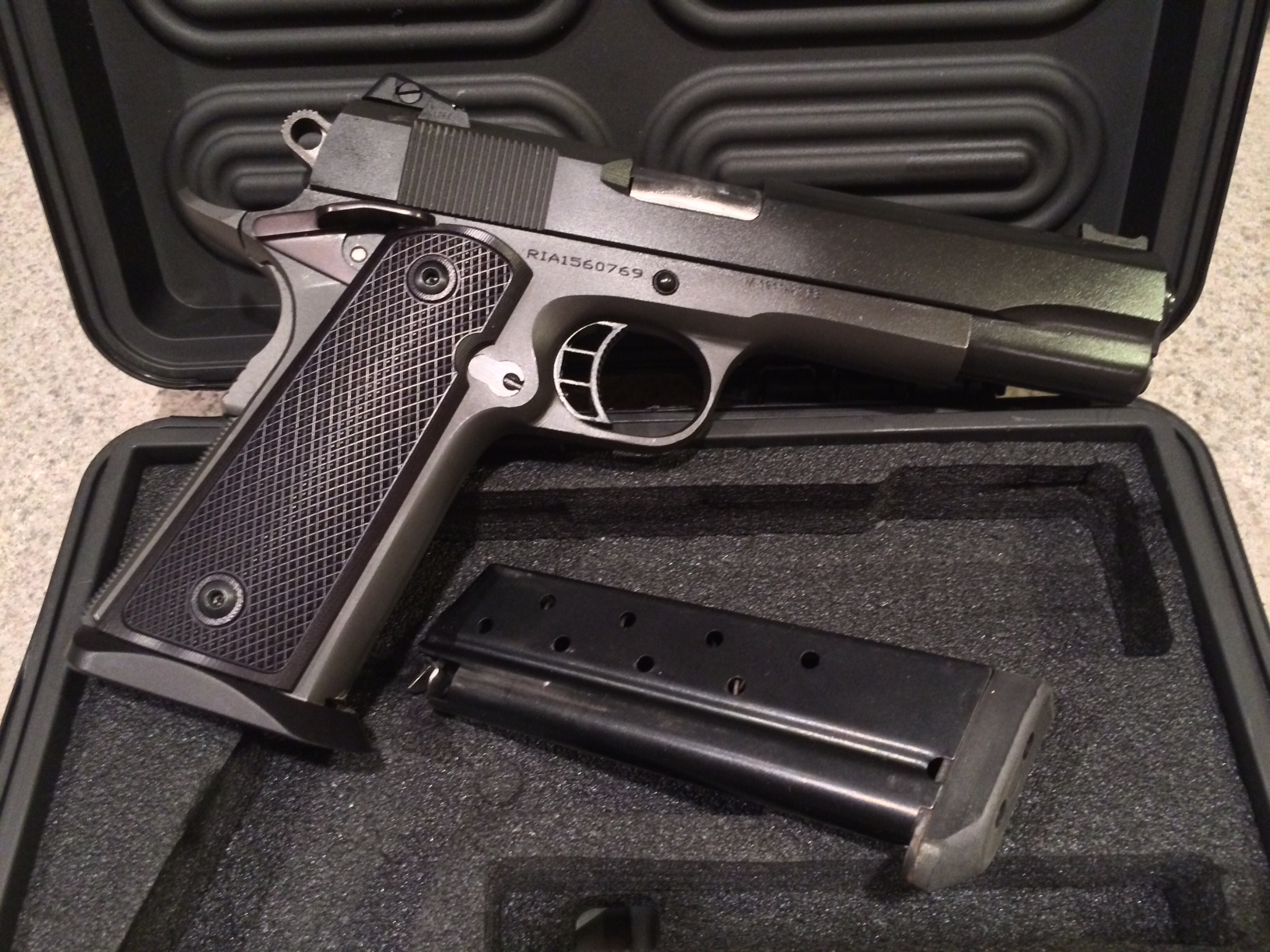 Rock Island Armory 1911's/2011's | Firearms, Edged Weapons