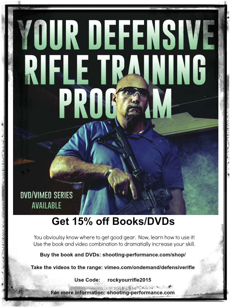 Rock your rifle promo